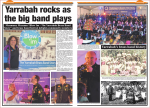 National Indigenous Time article (Issue 323,  7 August 2013: pp.21-22) celebrates the Yarrabah Band Festival