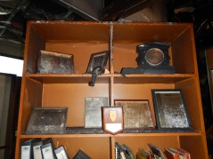Museum collection in situ