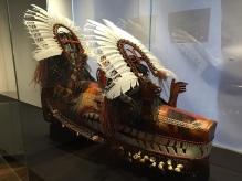 Evolution: Torres Strait Masks. Artist: Alick Tipoti