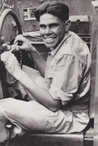 Trooper Les Yuke, c. 1943 Yugembah Museum Collection