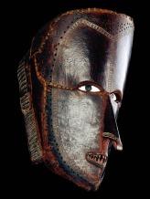 Mer Island mask, British Museum.