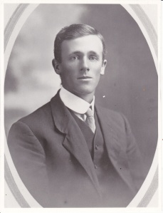 Henry Fryer before the war