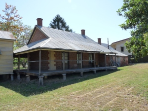 Springsure Hospital, built in 1868