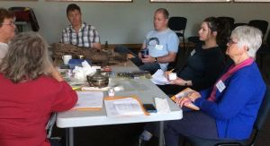Metals workshop. (Image courtesy of Karen Barrett)