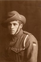 Private Norman Baird. Image: Australian War Memorial.