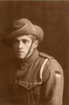 Private Norman Baird. Image: Australian War Memorial.