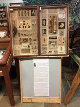 New display at Mulgrave Settlers Museum. Image: Jo Wills