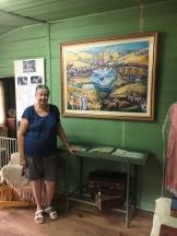 Ellen Barnes, Loudoun House Museum, Irvinebank