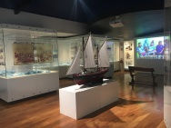 View of the Butal Inu Ngapa Boey exhibition