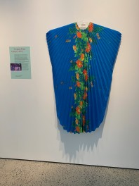 Celeste Augur's kaftan is part of Cairns Museum's collection.