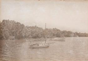 'Eleanor' in Barnes Creek.