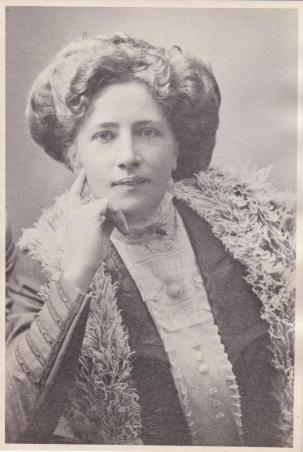 Rachel Rose Campbell. Source: Kilburnie Homestead Collection